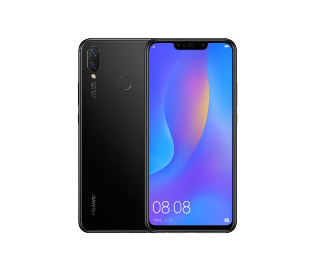 Huawei P Smart Plus Dual Sim czarny - 455340 - zdjęcie