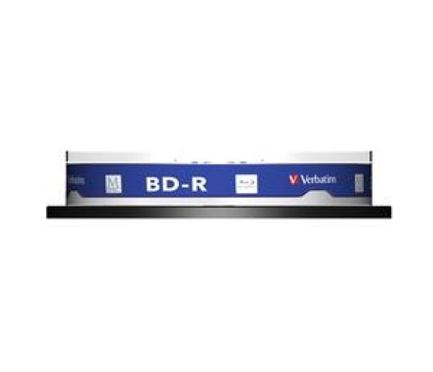 Verbatim  M-DISC 25GB X4 INKJET PRINTABLE (10 CAKE) - 454879 - zdjęcie 2