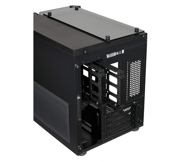 Corsair Crystal Series 280X czarna  - 455788 - zdjęcie 7