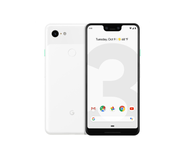 Google Pixel 3 XL 128GB Clearly White - 454343 - zdjęcie