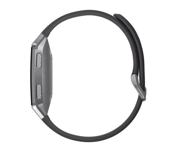 Fitbit Ionic HR czarny - 447434 - zdjęcie 3