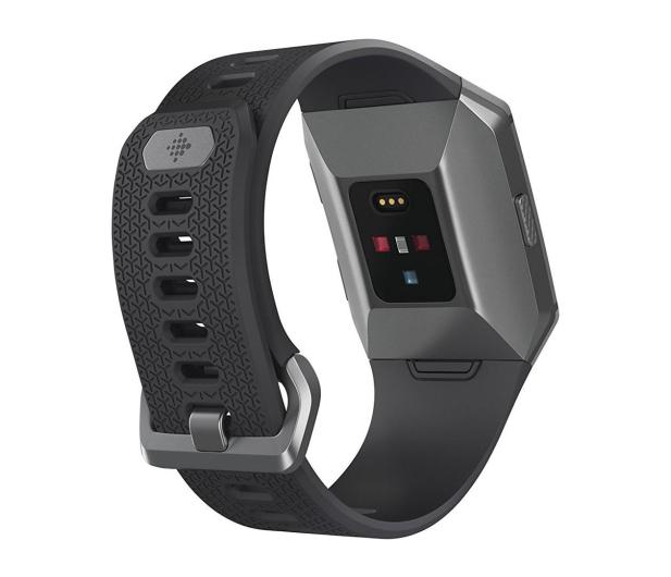 Fitbit Ionic HR czarny - 447434 - zdjęcie 4
