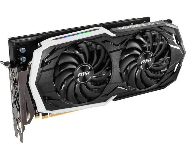 MSI GeForce RTX 2070 ARMOR 8GB OC GDDR6 - 456604 - zdjęcie 5