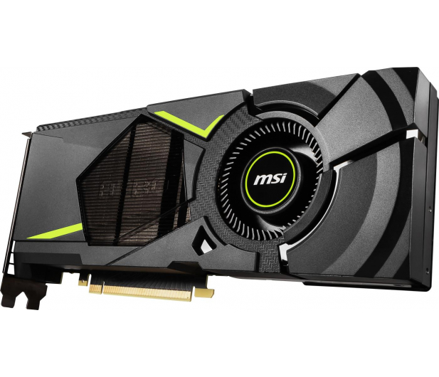 MSI GeForce RTX 2070 AERO 8GB GDDR6 - 456602 - zdjęcie 4
