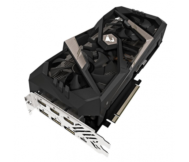 Gigabyte GeForce RTX 2070 AORUS 8G GDDR6 - 456597 - zdjęcie 2