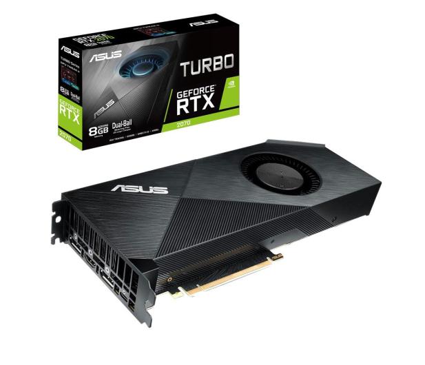ASUS GeForce RTX 2070 Turbo 8GB GDDR6 - 456612 - zdjęcie