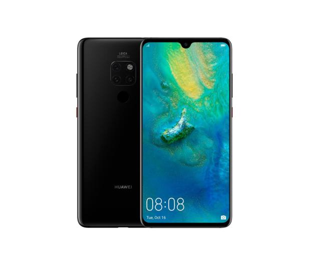 Huawei Mate 20 Black - 455939 - zdjęcie