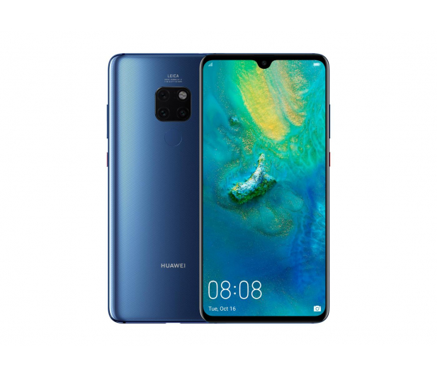 Huawei Mate 20 Midnight Blue - 455934 - zdjęcie