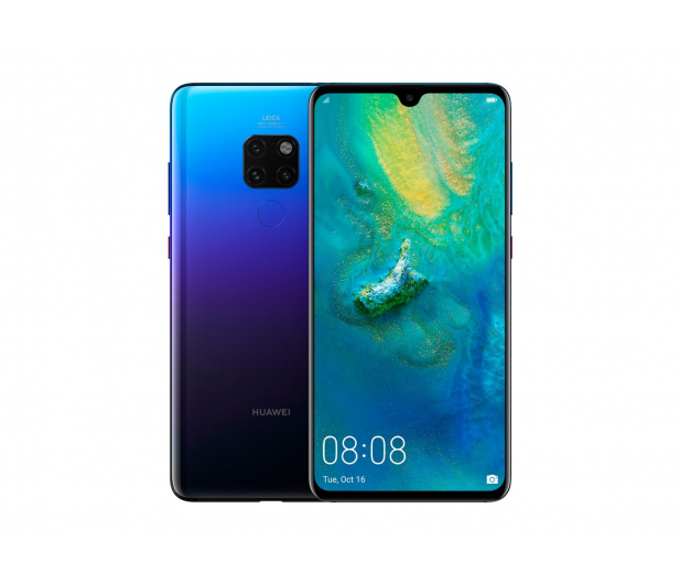 Huawei Mate 20 Twilight - 455943 - zdjęcie
