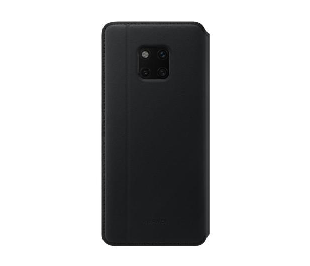 Huawei Etui z Klapką Wallet do Huawei Mate 20 Pro czarny  - 454208 - zdjęcie 2