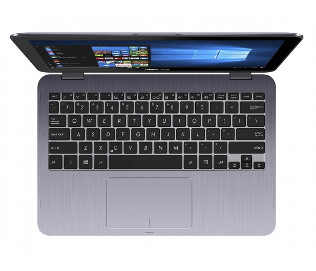 ASUS VivoBook Flip 12 N5000/4GB/500GB/Win10 Grey - 456866 - zdjęcie 6
