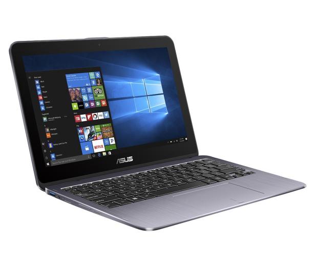 ASUS VivoBook Flip 12 N5000/4GB/500GB/Win10 Grey - 456866 - zdjęcie 2