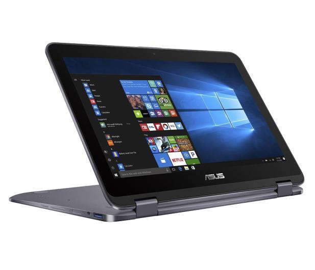 ASUS VivoBook Flip 12 N5000/4GB/500GB/Win10 Grey - 456866 - zdjęcie 3
