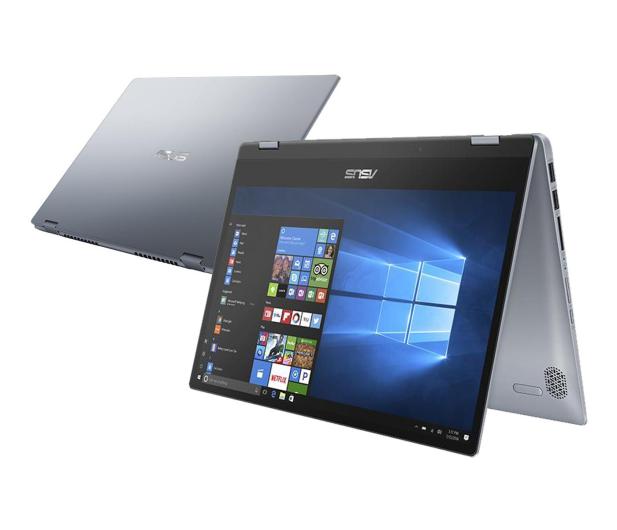 ASUS VivoBook Flip 14 TP412UA i5-8250U/12G/256SSD/Win10 - 456880 - zdjęcie