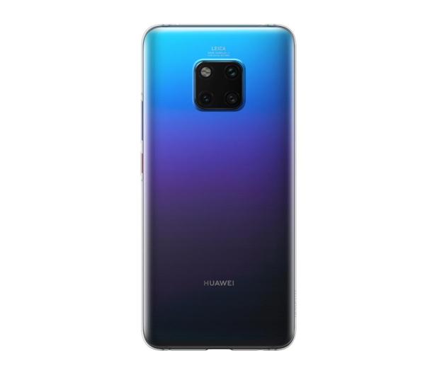 Huawei Plastikowe Plecki do Huawei Mate 20 Pro Clear - 454200 - zdjęcie 1