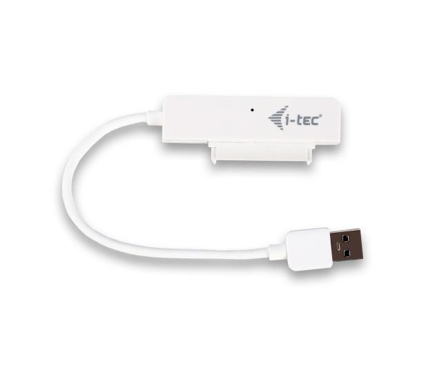 """i-tec Obudowa do dysku 2.5"""" MySafe (USB 3.0, biały) - 456355 - zdjęcie 2"""