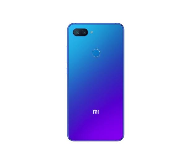 Xiaomi Mi 8 lite 6/128GB Aurora Blue - 455476 - zdjęcie 3