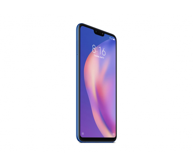 Xiaomi Mi 8 lite 4/64GB Aurora Blue  - 455475 - zdjęcie 5