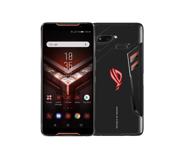ASUS ROG Phone ZS600KL 8/128GB Dual SIM czarny - 456905 - zdjęcie