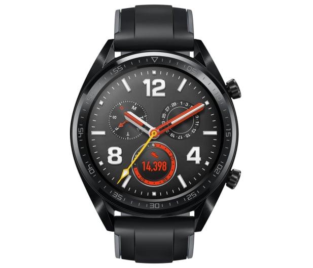 Huawei Watch GT czarny - 456562 - zdjęcie 2