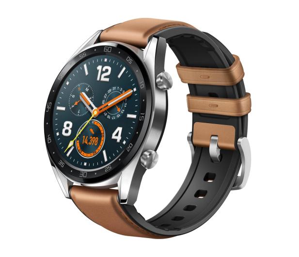 Huawei Watch GT srebrny - 456564 - zdjęcie 3