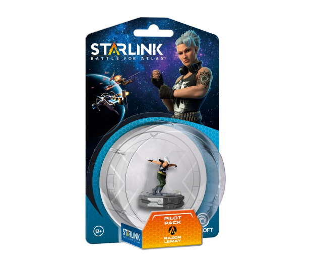 Ubisoft Starlink Pilot Pack Razor Lemay - 456868 - zdjęcie 2