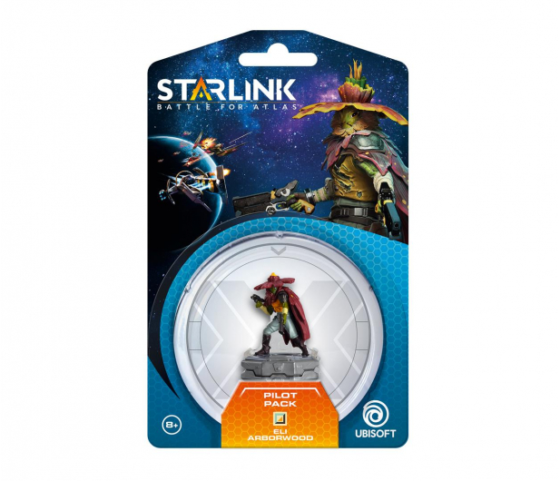 Ubisoft Starlink Pilot Pack Eli Arborwood - 456870 - zdjęcie