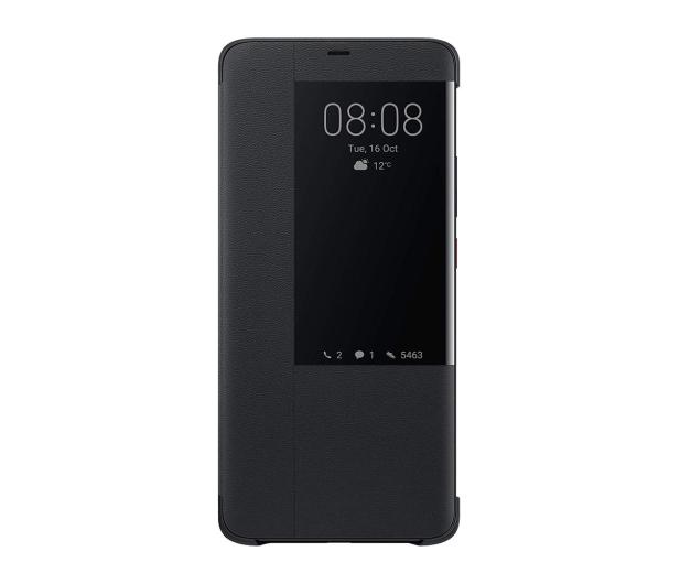 Huawei Etui z Klapką Smart do Huawei Mate 20 Pro czarny - 454205 - zdjęcie