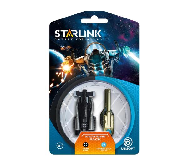 Ubisoft Starlink Weapon Pack Iron Fist + Freeze Ray MK2 - 456863 - zdjęcie