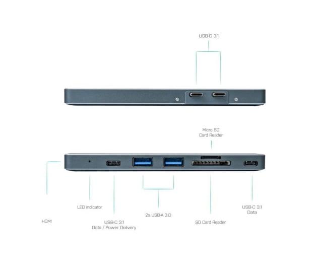 i-tec Thunderbolt 3 do Apple MacBook Pro + PD 100W - 456325 - zdjęcie 3