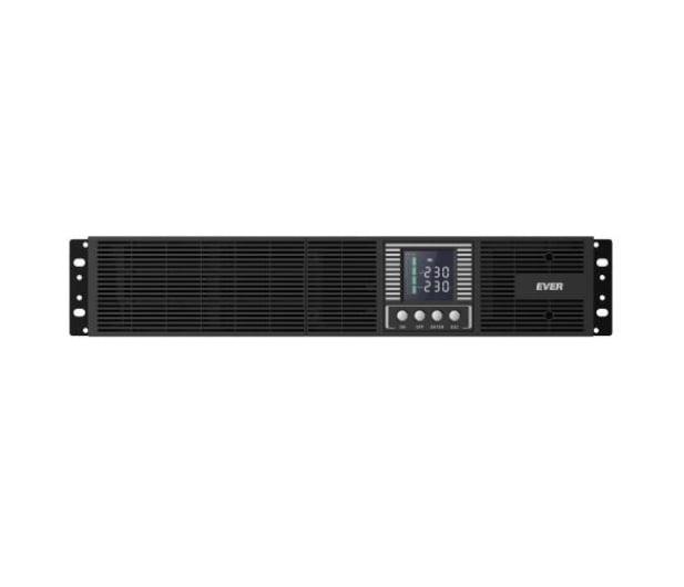 Ever POWERLINE RT PLUS 1000 (1000VA/1000W, AVR, LCD) - 456735 - zdjęcie