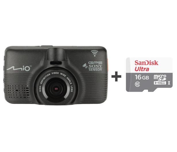 """Mio MiVue 792 Pro Full HD/2,7""""/140/Wi-Fi + 16GB - 457199 - zdjęcie"""