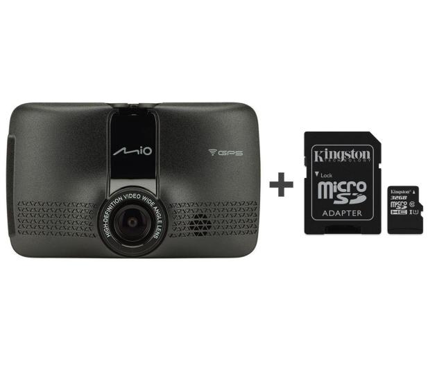 """Mio MiVue 733 Wi-Fi FullHD/2,7""""/130 + 32GB  - 457165 - zdjęcie"""