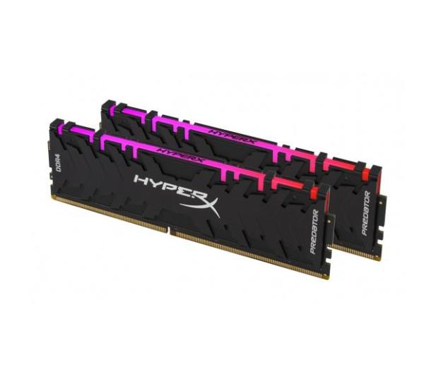 HyperX 16GB 3600MHz Predator RGB CL17 (2x8GB) - 457717 - zdjęcie
