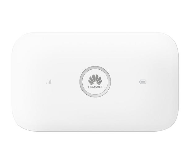 Huawei E5573Cs WiFi b/g/n 3G/4G (LTE) 150Mbps biały - 455819 - zdjęcie