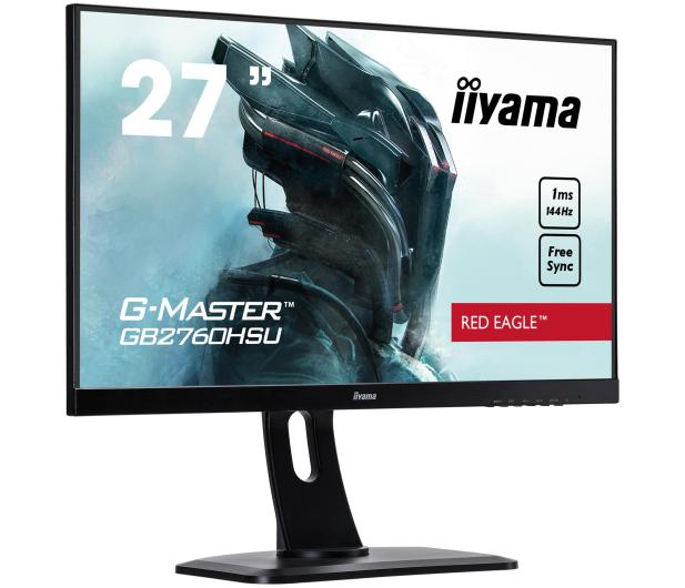 iiyama G-Master GB2760HSU Red Eagle  - 457733 - zdjęcie 2