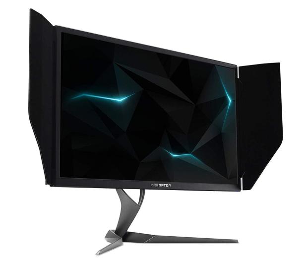 Acer Predator X27 czarny 4K HDR - 457137 - zdjęcie 2