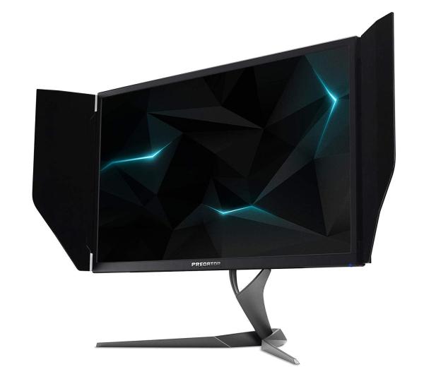 Acer Predator X27 czarny 4K HDR - 457137 - zdjęcie 4