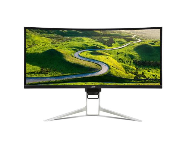 Acer XR382CQKBMIJQPHUZX czarny - 457676 - zdjęcie