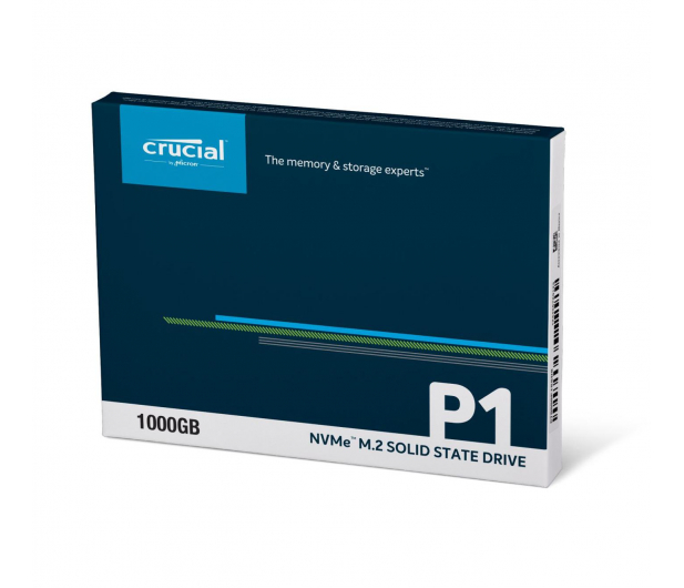 Crucial 1TB M.2 PCIe NVMe P1  - 456907 - zdjęcie 3