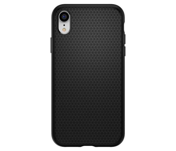 Spigen Liquid Air do iPhone XR Matte Black - 452097 - zdjęcie 2