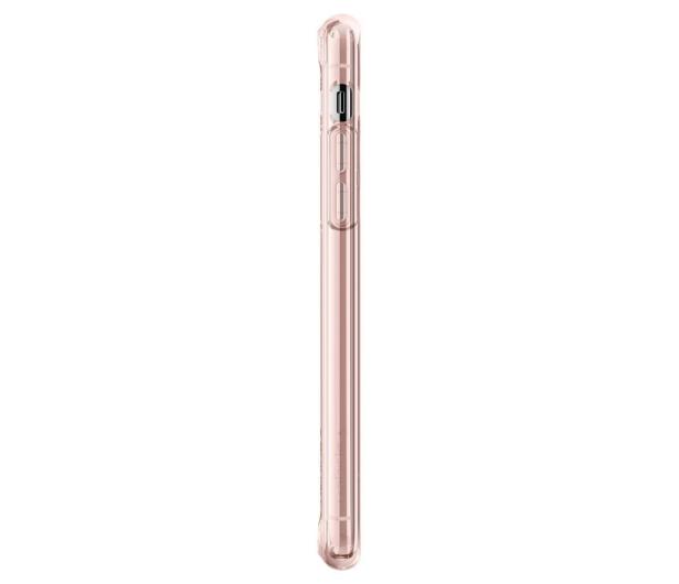 Spigen Ultra Hybrid do iPhone XS Rose Crystal  - 451999 - zdjęcie 3