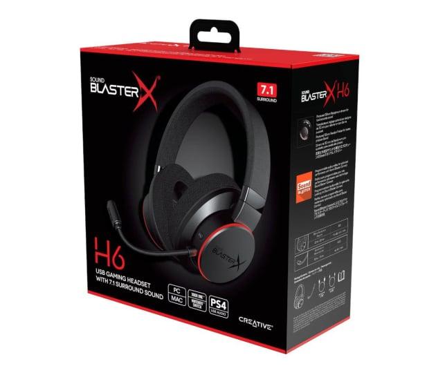 Creative BlasterX H6 - 453188 - zdjęcie 3