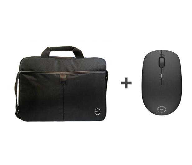 Dell Essential Topload 15.6'' + WM126 czarny - 457439 - zdjęcie