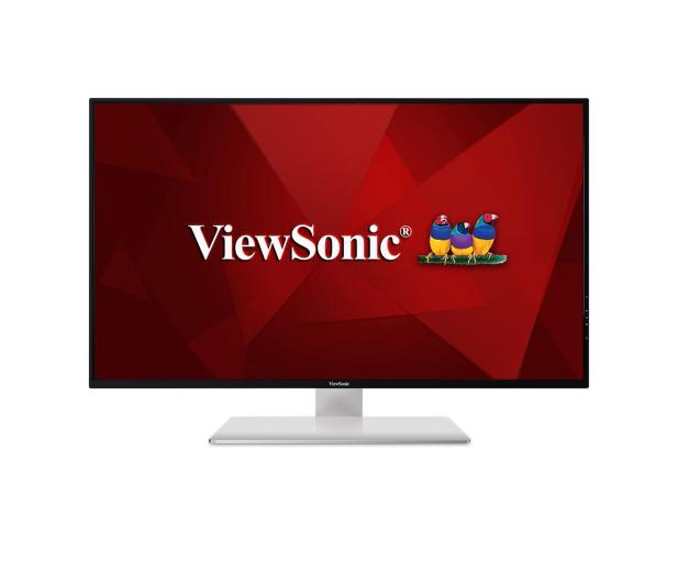 ViewSonic VX4380 czarny 4K - 457237 - zdjęcie