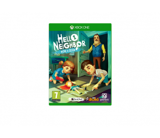 Techland Hello Neighbor Hide & Seek - 458281 - zdjęcie