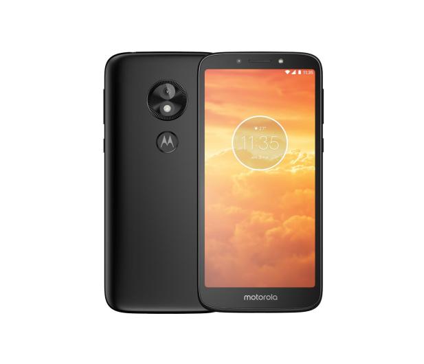 Motorola Moto E5 Play 16GB Dual SIM czarny - 457275 - zdjęcie