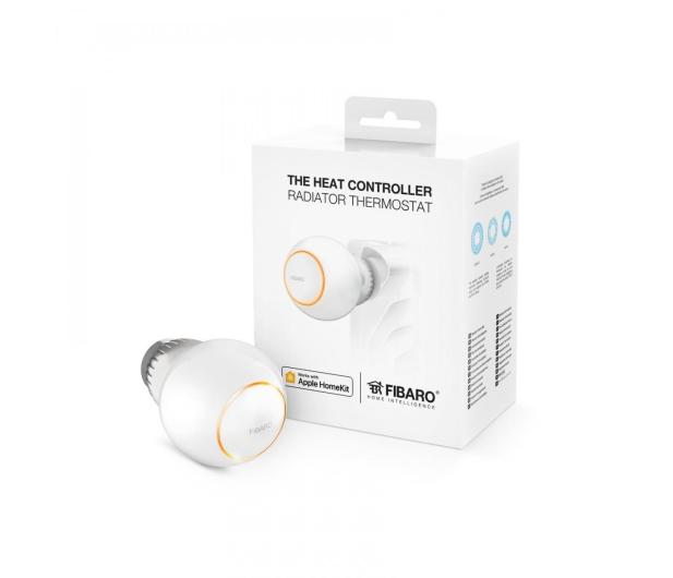 Fibaro Heat Controller Termostat grzejnikowy (HomeKit)  - 458284 - zdjęcie 2