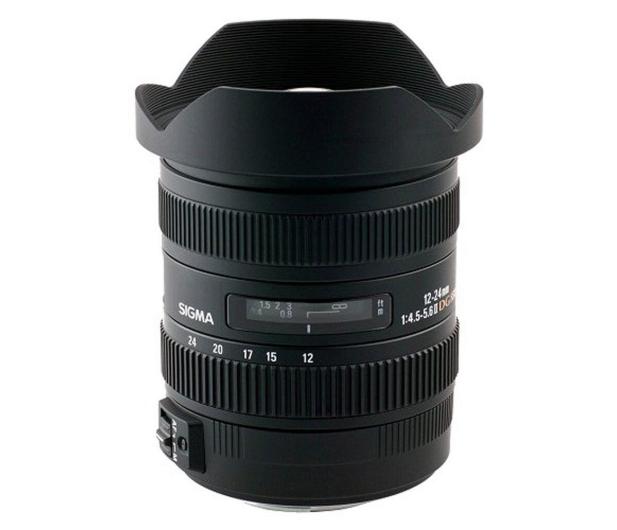 Sigma 12-24mm f4.5-5.6 II DG HSM Nikon - 453779 - zdjęcie