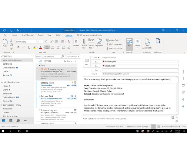 Microsoft Office 365 Business Premium - 453317 - zdjęcie 4